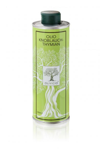 Olio Knoblauch-Thymian